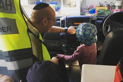 Hatzolah Childcare Training
