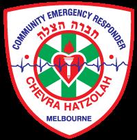 Chevra Hatzolah Melbourne Logo